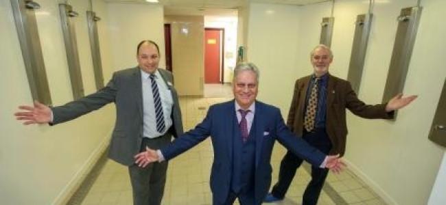 Wokingham Borough leisure centres enjoy upgrades