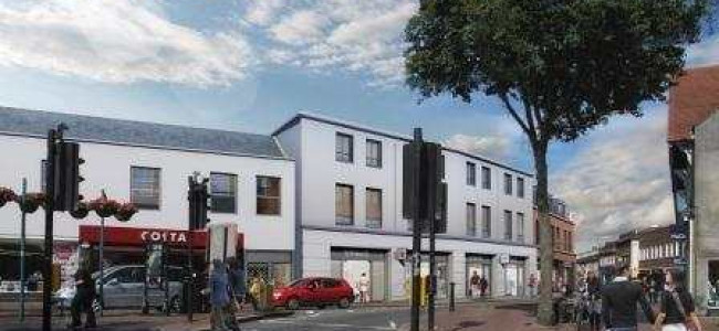 Wokingham Peach Street Street Development Update