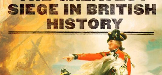 Gibraltar: The greatest siege in British history a talk at Wokingham Library