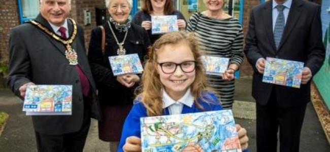 Mayor Christmas Card Chosen