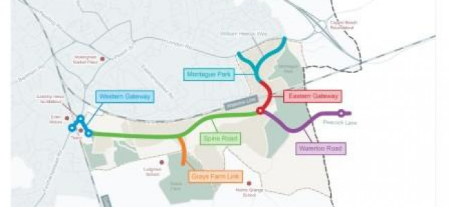 South Wokingham Distributor Road Given Go Ahead