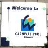 Carnival Pool – Temporary Closure