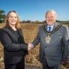 Matthewsgreen Community Centre and Primary School Works Handover
