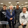 Ryeish Green Sports Hub Unveiled By Local Sports Stars