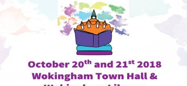 Childrens Book Festival in Wokingham This Half Term