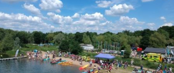 Dinton Pastures Family Fun Weekend 2019