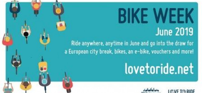 Chance To Win £750 During Bike Week