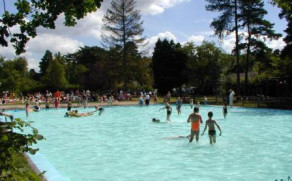 California Country Park Paddling Pool Opens