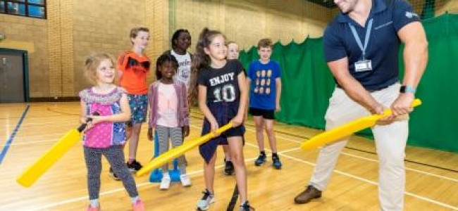 Cricket Camp This August at Cantley