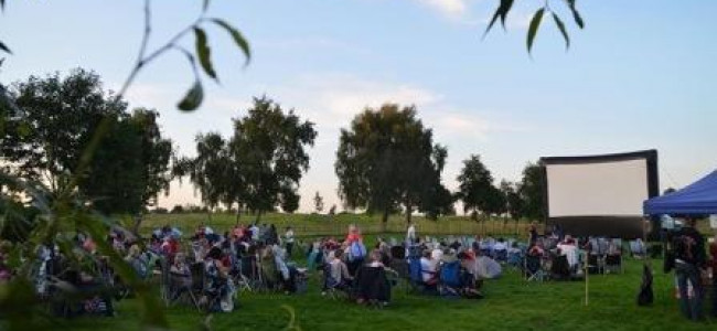 Dinton Pastures To Host Open Air Cinema Nights