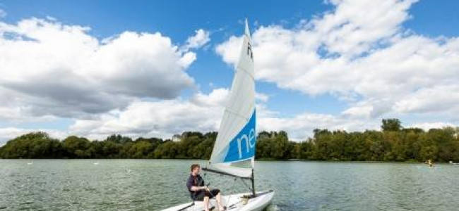 New Sailing Boats For Dinton Pastures Activity Centre