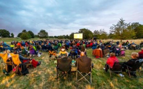 Dinton Pastures Open Air Cinema Finishes This Saturday