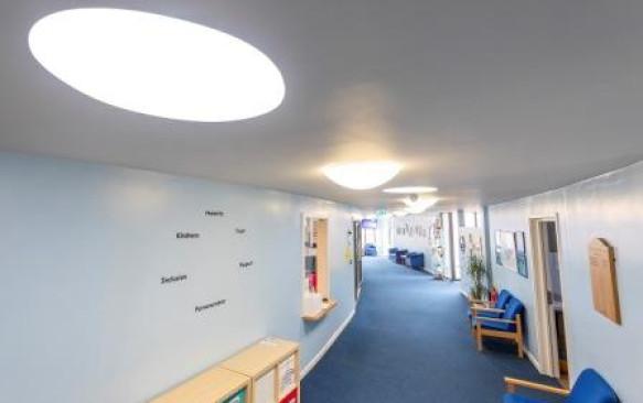 Wokingham Council Cuts Carbon – Installing LED Lights