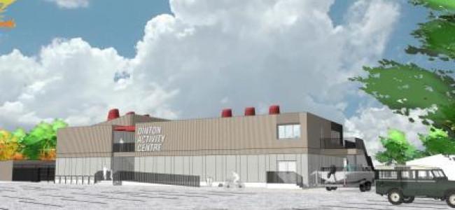 New Dinton Activity Centre Announced
