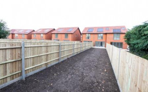 Tape Lane Social Housing Opens