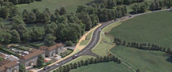 Wokingham Council Awarded £9.2 Million Towards 2 New Roads