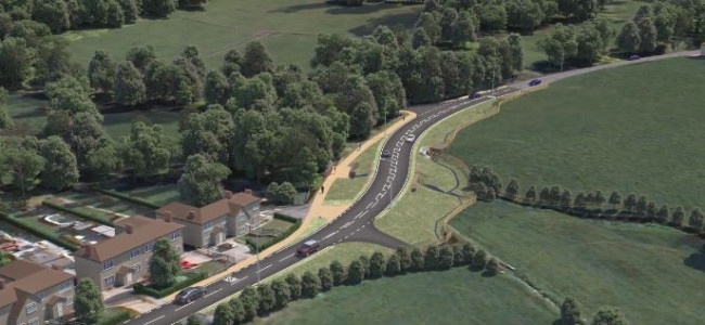Wokingham Council Awarded £9.2 Million Towards 2 New Roads