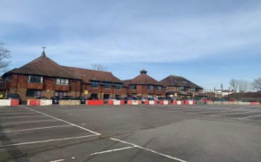Denmark Street Car Park, Owned By Eurocarparks Sold To Wokingham Council