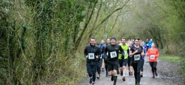 Dinton Pastures X-Trail Night Run