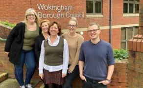 National Apprenticeship Week In Wokingham