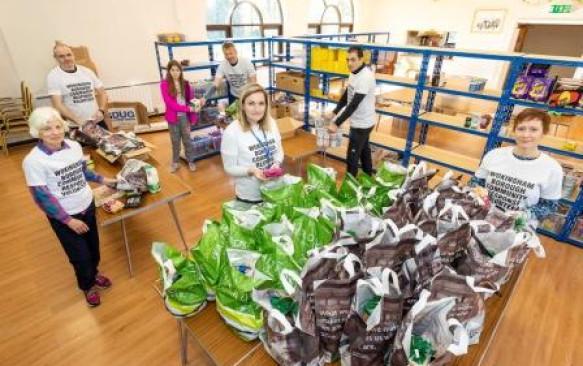 Wokingham Food Parcels & Essential Items Being Provided By Wokingham Hub