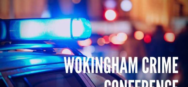 Wokingham Crime Conference