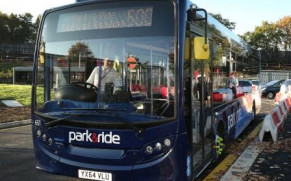 Coppid Beech Park And Ride Planning Application Submitted