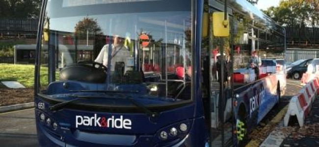 New Park And Ride At Coppid Beech Gets Go Ahead