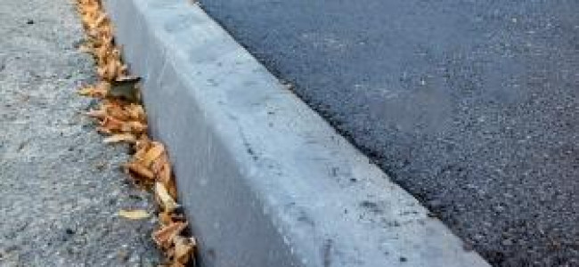 Plastic Eco-Friendly Kerbs Part Of New Cycleway