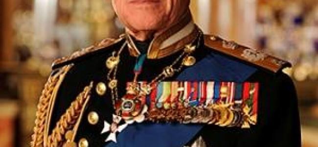 STATEMENT: His Royal Highness The Duke of Edinburgh