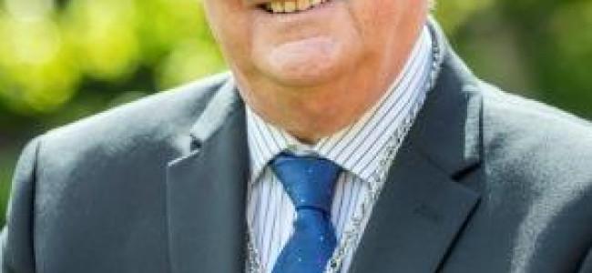 New Mayor For Wokingham – Cllr Keith Baker