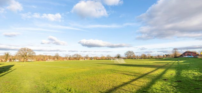 Cantley Park Play Area Replacement Starting Next Month