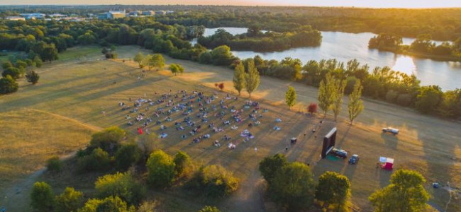 Dinton Pastures Outdoor Cinema Returns