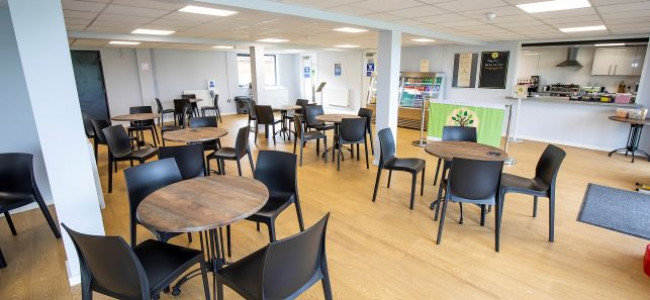Cantley Park Cafe Opens