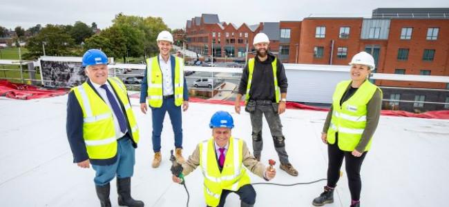 Wokingham Carnival Hub Construction Update