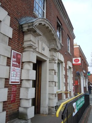 Wokingham Post Office