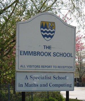 emmbrook school