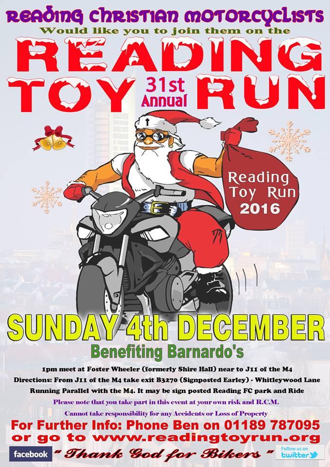 15th annual toy run - 679×960