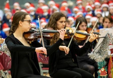 Schools Christmas Carol Concert