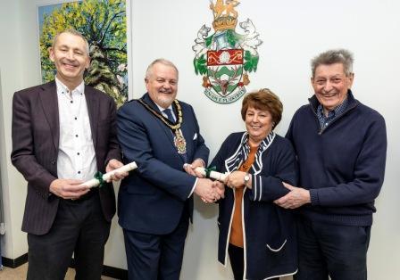 Mayor Roll Of Honours