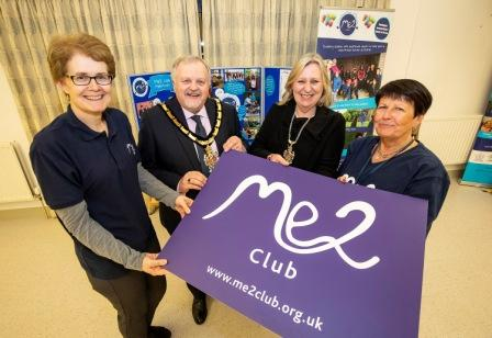 Mayor Thanks Charity Helpers