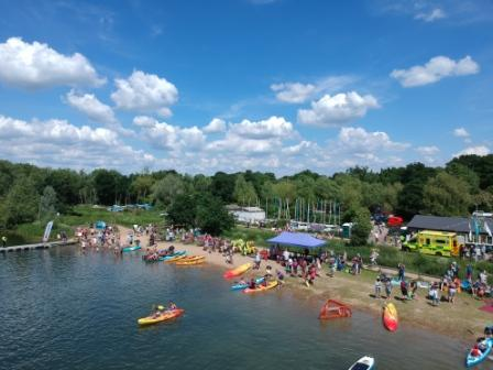 Dinton Pastures Family Fun Weekend