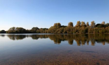 Autumn at Dinton Pastures