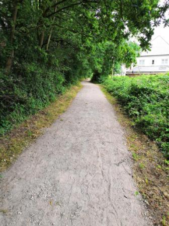 Keephatch Footpath - After