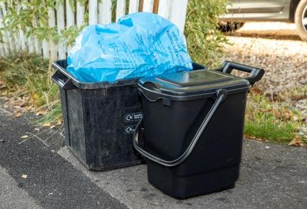 Wokingham Blue Bags