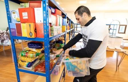 Wokingham Food Parcels