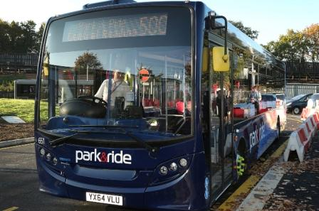 Coppid Beech Park And Ride