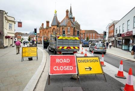 Denmark Street Trial Closure