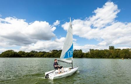 Dinton Pastures Summer Holiday