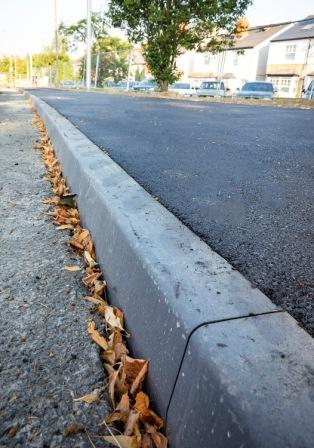 Plastic Eco-Friendly Kerbs